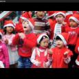 聖誕快樂,新年蒙福! Merry Christmas & Happy New Year! 〈2012年12月21日聖誕節慶祝會花絮〉 耀基創藝幼稚園/國際幼兒園 致敬