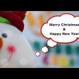 聖誕快樂,新年蒙福!Merry Christmas & Happy New Year!