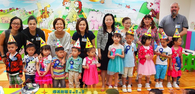 【花絮】9月及10月份生日慶祝會 Birthday Party for Sept. & Oct. [按入瀏覽]