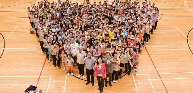 【花絮】親子「細」運會2015 暨親子創意特色造型大賽 [按入瀏覽]