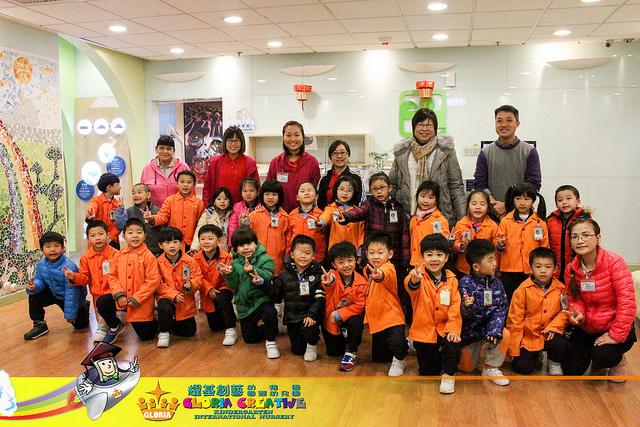 Photo of 【花絮】制服團隊活動:參觀粉嶺環境資源中心