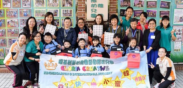 【花絮】香港女童軍:快樂小蜜蜂賣旗日 [按入瀏覽]