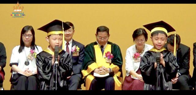 【影片】畢業生致謝辭 [按入瀏覽]