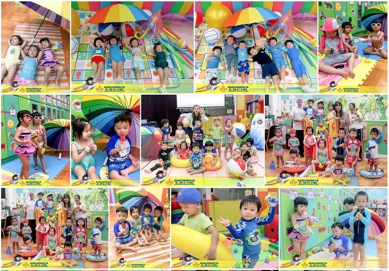 Photo of 【花絮】夏日Fun Fun Fun