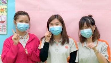 Photo of (1)3-7/2 上水LC 環境保護 (派對之後)