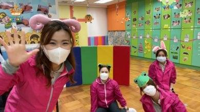 Photo of (6)9-13/3 粉嶺 PN2 幫助我們的人(欣欣生病了)