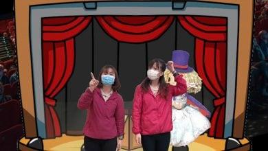 Photo of (7)16-20/3 粉嶺NC1 健康生活(公主生病了)