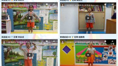 Photo of 【影片】歷屆「香港回歸盃」幼兒三語演繹比賽