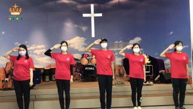Photo of 小綿羊練習(8/5)