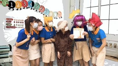 Photo of (2) 7-11/9 LC1-School 學校(丁丁交朋友)