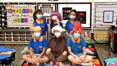 Photo of (2) 7-11/9 LC2-School 學校(丁丁交朋友)