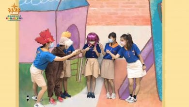 Photo of (3) 14-18/9 LC1-School 學校(丁丁交朋友)