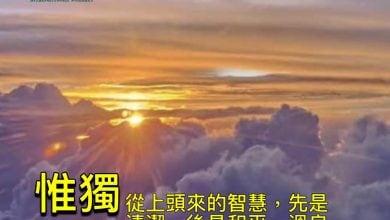 Photo of 18/9親親家長金句分享 Proverb sharing