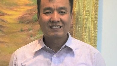 Photo of 楊貴福牧師:簡介、心聲 Pastor Yeung, Member of the Board