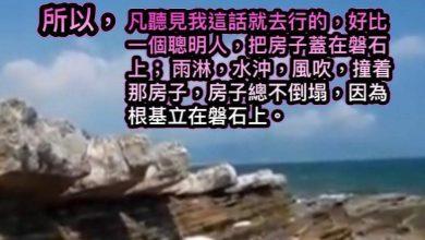 Photo of 12/3/2021金句分享